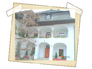 Geschaderův dům - památkový objekt ČR