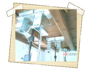 MW sanace záklopu stropu