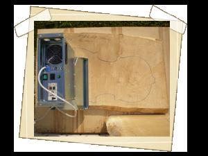 Ošetření dřeva pro výrobu hudebních nástrojů