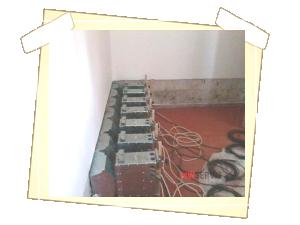 Vysušení zavlhlého zdiva mikrovlnnými generátory